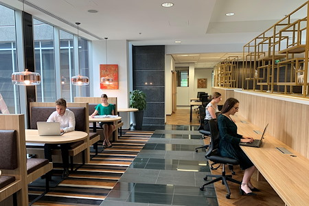Servcorp Barton The Realm - Hot Desk | Business Hours Access