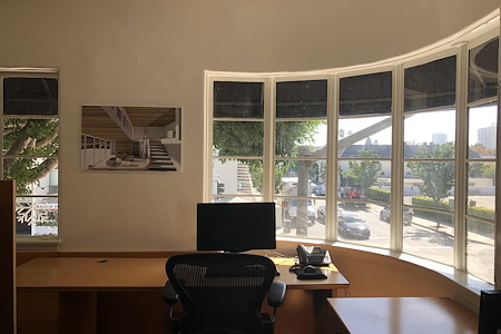 Beverly Hills Corner Office - Dedicated Desk 2