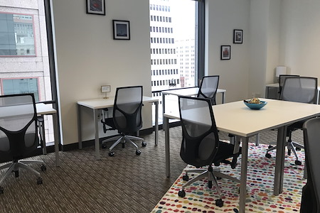 Regus | 505 Montgomery - Regus Small Team rooms