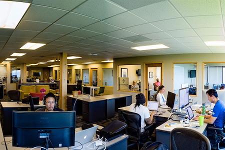 NEST CoWork (CyberTECH Community) - Flex Free Co-Working Desk