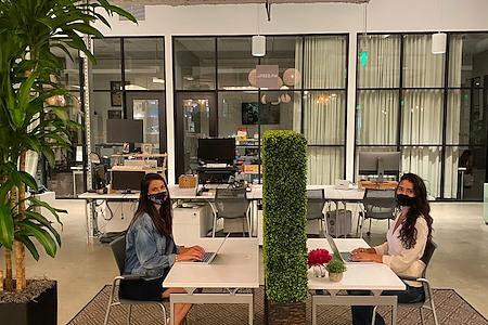 Bespoke Coworking - Dedicated Desks