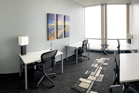 Regus | 980 9th Street - Office 28- Space for 4