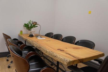 Rehash Studio -Gowanus - High-floor DUMBO office w/ conf room
