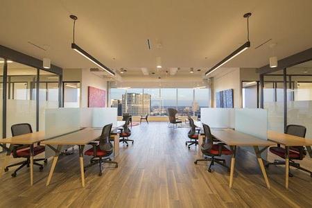 Serendipity Labs Dallas - Uptown Arts - Dedicated Desk