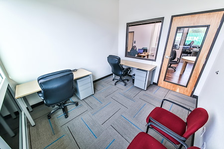 T-Werx Coworking - 2 Person Office