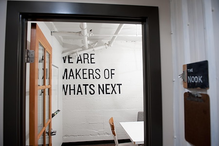 Makers Workspaces - The Nook