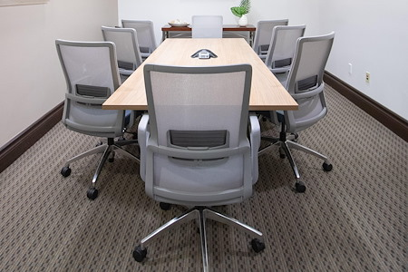 Quest Workspaces- Boca Raton - Conference Room