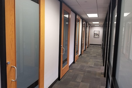 Executive Workspace - Lakeline - SMART Office