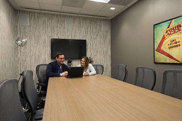 Regus | Burbank Media District - Team Office
