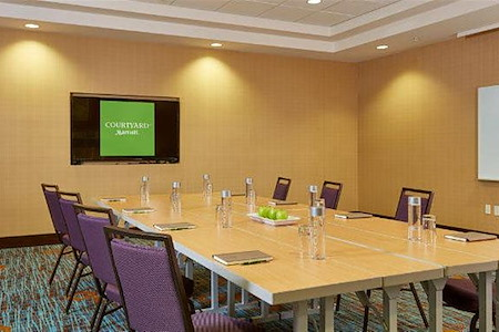 Courtyard by Marriott San Jose North/Silicon Valley - Berkeley Meeting Room