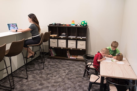 HQ Workspace - Family Cowork-and-Play Membership