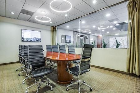 WORKSUITES | Uptown McKinney Ave - Boardroom 2