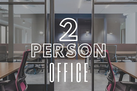 Craft Coworking - Denver - 2-Person Office #247