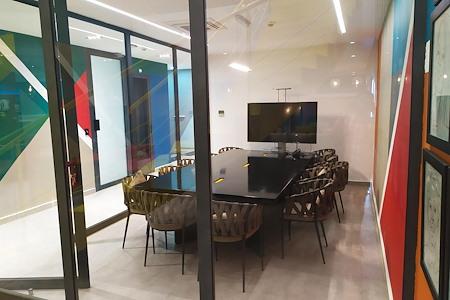 Africaworks Coworking - Board Room