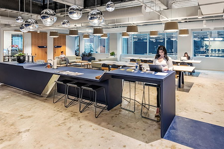 CENTRL Office | Downtown Dallas - Office 313