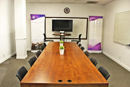 Gospace - Quiet Meeting Room in Downtown San Jose