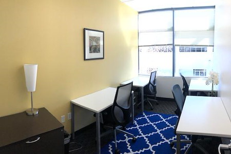 Regus   Downtown Sunnyvale - Office 233