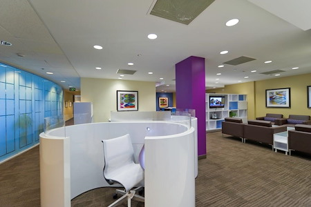 Regus | Twin Dolphin Drive - Open Desk 1
