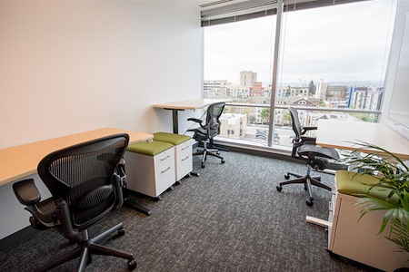 The Port Workspaces @ City Center - Team Office for 4 with great views