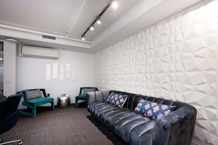 Space 530 – NYC Midtown - Conference Room - Vault
