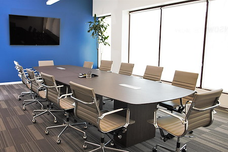 Bunsow De Mory LLP - Conference Room (12 ppl) (Smaller Avail)