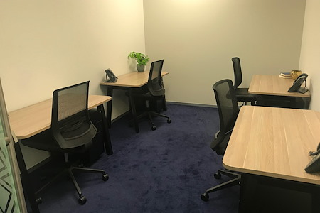 Servcorp Southbank Riverside - 2-3 person private office - internal