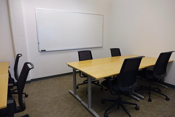 SOMAcentral | San Francisco (Townsend) - Interior Team Space for 4