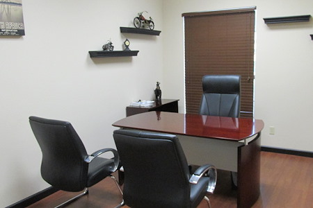 VenturePoint Stone Oak - Private Office #5