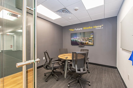 Venture X | Parsippany - Conference Room 101