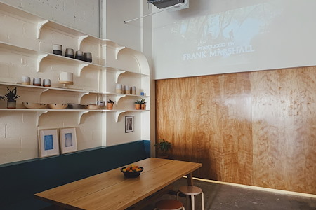OSTUDIO - Communal Space for Meetings/Workshops