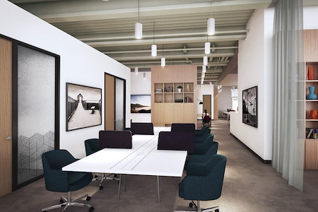 Regus | Spaces @ North First - Dedicated Desk 1