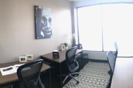 Regus | 4 Palo Alto Square - Window Office #226