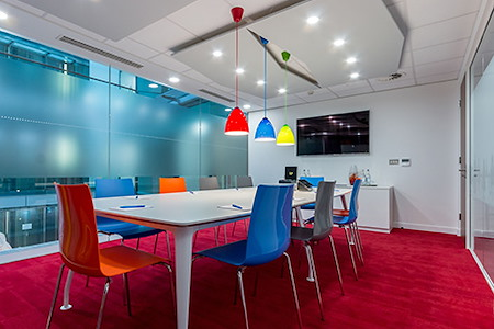 Regus | London, Piccadilly Circus - Open Desk