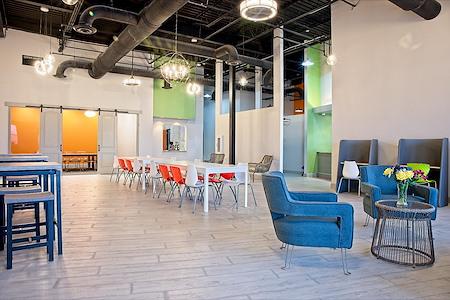 Cafe Biz 618 Shared Workspace - General Membership- Part Time
