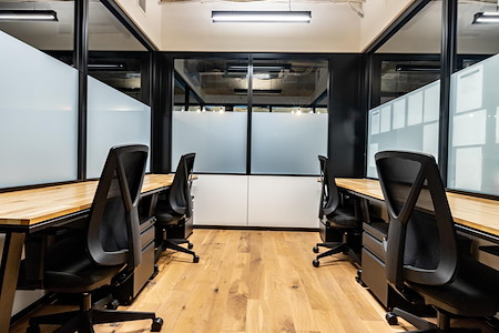 Mindspace K Street - Private office space for one.