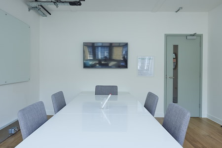 Breather - 100 Clifton Street, Shoreditch - Suite #1
