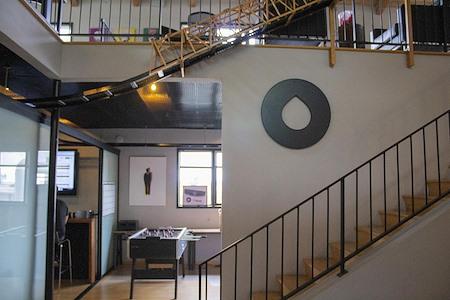 INK Agency - Dedicated Desk- 2nd Floor (Main Floor)