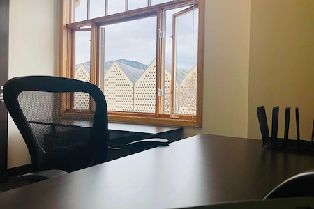 Regus | Downtown Boulder - Office 302