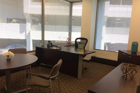 Regus- Westport - Exterior Dedicated Desk