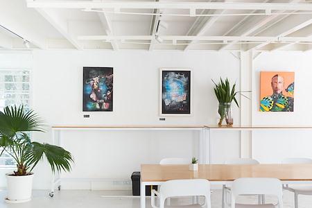Craft+Graft (Pty) Ltd - Event Space Half Gallery