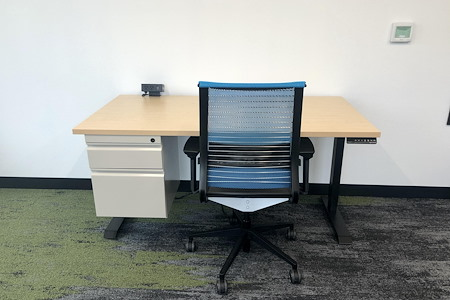 Innovation WorkSpaces - 2 Desk Private Office - 3 Available