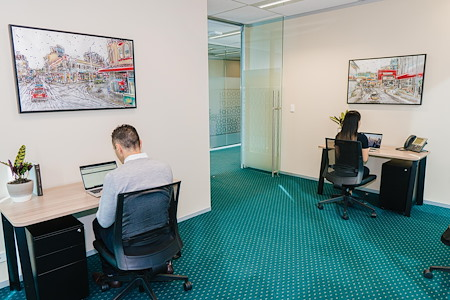 Servcorp Market Street - Private Office | 3 People