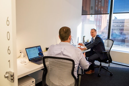 The Yard: Back Bay - Private Office for 2