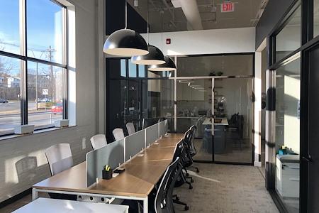 Staples Studio Somerville - Dedicated Desk Membership