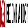 Logo of Become A Host