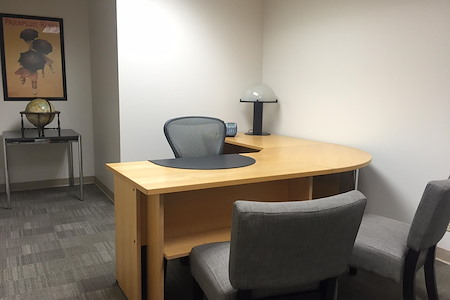 Bixby Business Center - Suite 245: Day Office