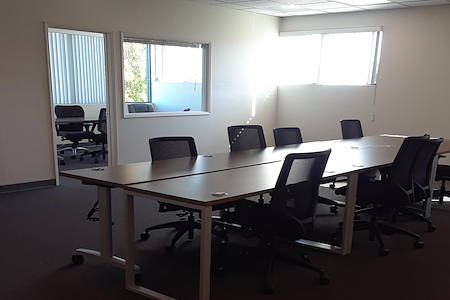 Silicon Valley Business Center - Venture Capitol Meeting Room 206