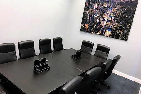 Easy Work Space (Moon) - Conference Room #01