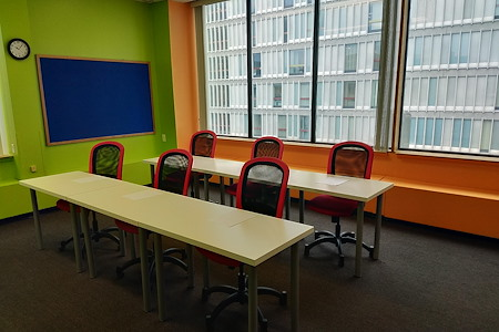 Harvard Square Office Space - Room 17 and Phone Room- Monthly