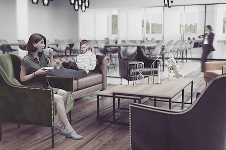Downtown Works Carlsbad - Open Desk